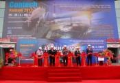"""Viglacera – """"Tiên phong Công nghệ Xanh"""" tại Triển lãm Contech 2017"""