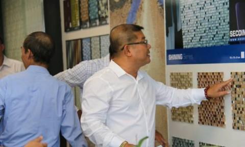 SECOIN ra mắt gạch ngói nghệ thuật tại Đà Nẵng