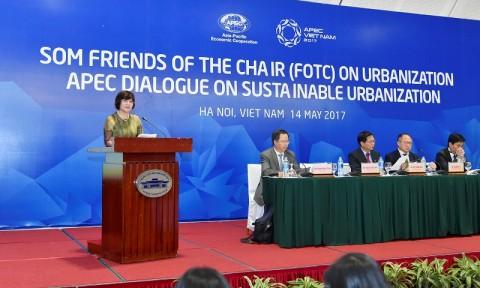 Các kết quả chính của Đối thoại APEC 2017 về Đô thị hóa bền vững
