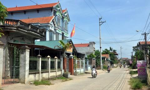 Xây dựng nông thôn mới trong quá trình đô thị hóa