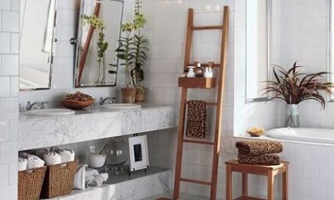 Ý tưởng thiết kế sáng tạo cho phòng tắm nhỏ