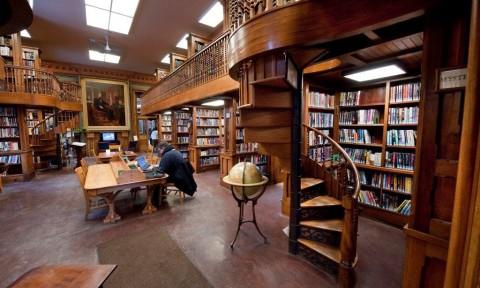 19 thư viện có kiến trúc tuyệt đẹp tại Mỹ