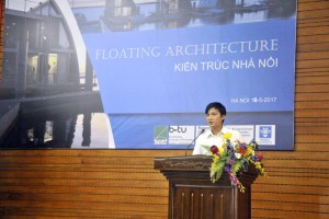 Hội thảo Kiến trúc Nhà nổi 2017