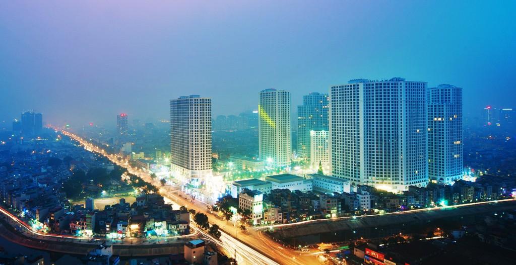 Khu đô thị mới Royal City (Thanh Xuân, Hà Nội)