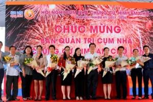 Him Lam Chợ Lớn tổ chức thành công Hội nghị cụm nhà chung cư
