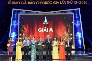 Giải Báo chí Quốc gia lần thứ XI: 95 tác phẩm xuất sắc được ghi nhận