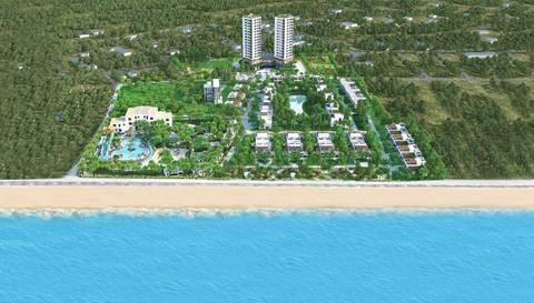 Bà Rịa – Vũng Tàu thêm khu nghỉ dưỡng Zenna Villas