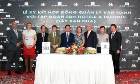 Vicoland chính thức ra mắt chuỗi thương hiệu Risemount tại Việt Nam