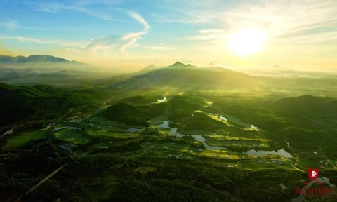 Đề xuất mở rộng dự án sân golf Bà Nà không phù hợp quy hoạch chung TP Đà Nẵng