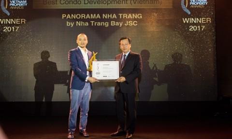 Panorama Nha Trang vinh dự nhận 4 giải thưởng