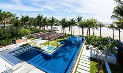 """Naman Retreat tiếp tục nhận giải """"Oscar"""" Khu nghỉ dưỡng hàng đầu châu Á"""