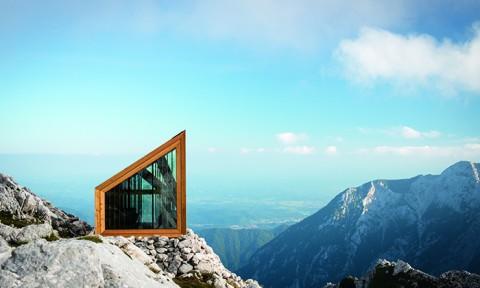 Khi kiến trúc giao thoa với thiên nhiên