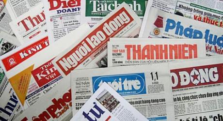 Nhiều hoạt động kỷ niệm 92 năm Ngày Báo chí cách mạng Việt Nam