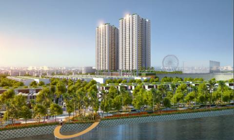 Elysia Complex City xây dựng công viên 10 tỷ đồng ven sông Hàn