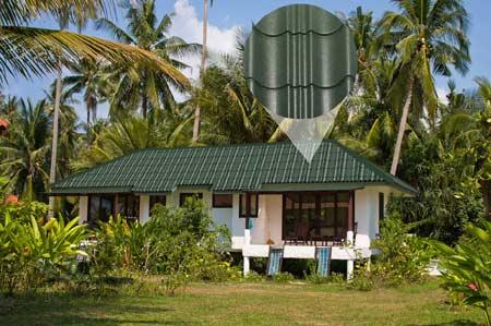 Tôn lợp Zacs phản xạ nhiệt tốt nhờ áp dụng công nghệ ECO-COOL độc quyền. Bề mặt mái nhà nhờ đó mát hơn đến 5 độ C