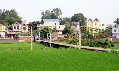 Nỗ lực xây dựng nông thôn mới kiểu mẫu