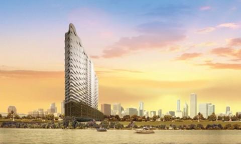 Waterina Suites – thêm dấu ấn cho kiến trúc Sài Gòn