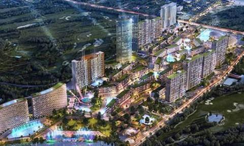 Dự án Cocobay Đà Nẵng sẽ có đường hầm thông qua bờ biển