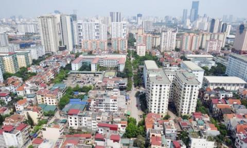 Hà Nội: Cần sớm cung cấp số liệu về tình hình triển khai dự án khu đô thị, phát triển nhà ở