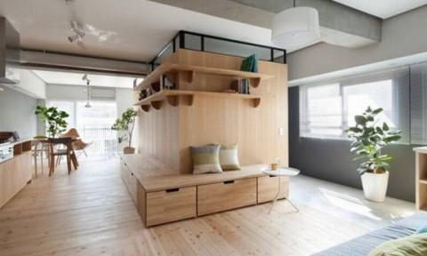 Phong cách tối giản hiện đại của Nhật Bản
