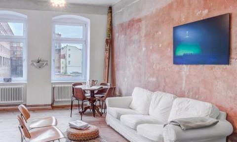 Thiết kế đẹp đầy đủ tiện nghi cho căn hộ 65 m2 hai phòng ngủ