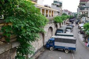 Bảo tồn và khôi phục vòm cầu phố Phùng Hưng: Cần sự cẩn trọng