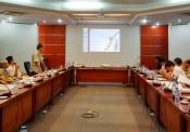 Nghiệm thu đồ án Thiết kế đô thị mẫu tỉnh Thái Nguyên