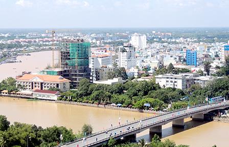 Phát triển đô thị tăng trưởng xanh, thích ứng với biến đổi khí hậu