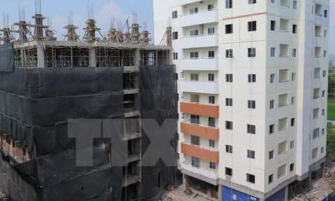 """Việt Nam là """"thị trường nóng"""" trong lĩnh vực bất động sản khu vực"""