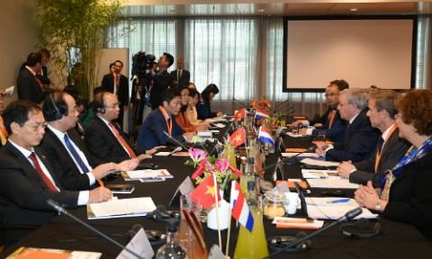Việt Nam muốn Hà Lan hỗ trợ xây thành phố sân bay