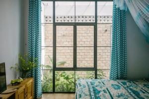 Nhà một tầng đẹp không tì vết của cặp vợ chồng trẻ ở Tây Nguyên