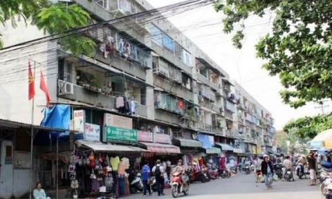 TP.HCM: Khẩn trường kiểm định chung cư cũ xây dựng trước năm 1975