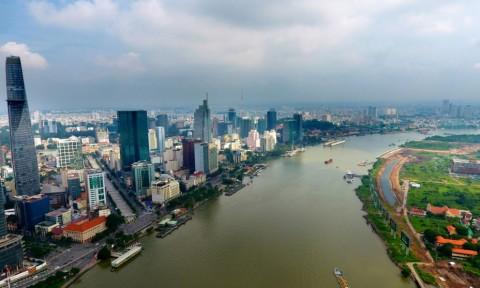 Sóng ngầm bất động sản siêu sang trên đất vàng Sài Gòn