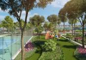 Kiến trúc Italy đặc trưng tại Vinhomes Riverside – The Harmony