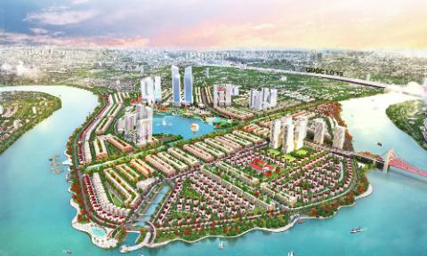 Những lợi thế đầu tư tại khu đô thị 2 tỷ USD Vạn Phúc
