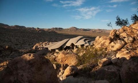 Biệt thự Sa Mạc: kiến trúc hữu cơ Mỹ của Kendrick Bangs Kellogg