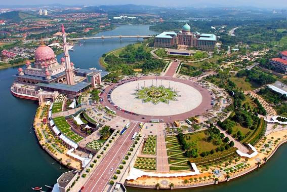 Khu đô thị hành chính thông minh Pujatraya, Malaysia