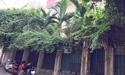 Hà Nội: Nhiều thiếu sót trong quản lý biệt thự