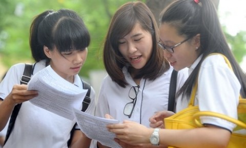 Trường Đại học Kiến trúc TP. Hồ Chí Minh thông báo điểm sàn