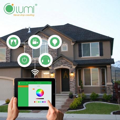 Giải pháp nhà thông minh Smart Home