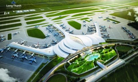 Bộ Xây dựng cho ý kiến thu hồi đất sân bay Long Thành