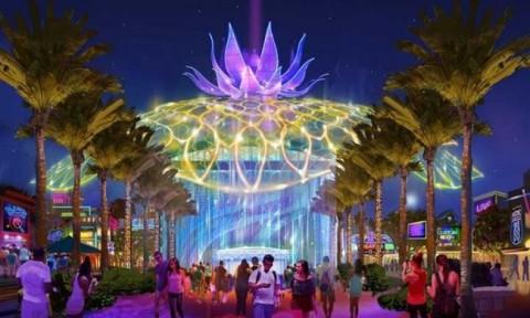 Công viên chủ đề Kim Quy sẽ khánh thành vào 2018