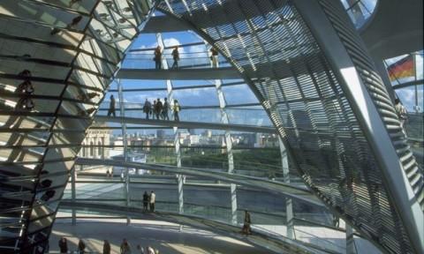Kính trong kiến trúc hiện đại Đức