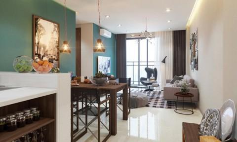 Tara Residence – nét Sài Gòn trong từng thiết kế