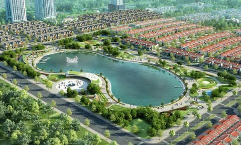 """Tập đoàn Nam Cường: """"Phủ xanh"""" khu đô thị 200 ha"""