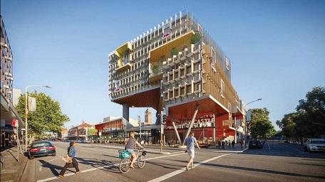 Đô thị đại học thông minh New Castle Smart City Campus (Anh)
