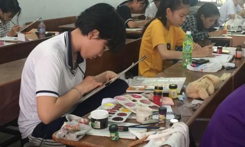 Trường ĐH Kiến trúc TP.HCM xét tuyển từ 15,5-18 điểm