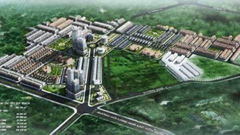 Điều chỉnh tổng thể quy hoạch chi tiết khu đô thị mới Vân Canh