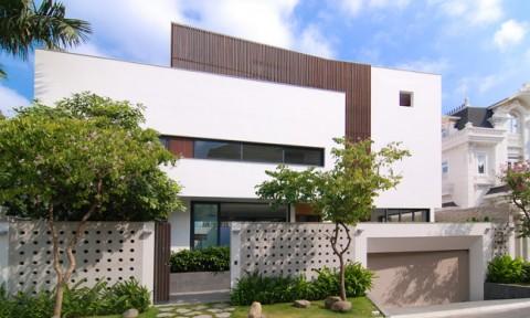 Ngôi nhà 3 tầng đẹp như khách sạn 5 sao giữa Sài Gòn