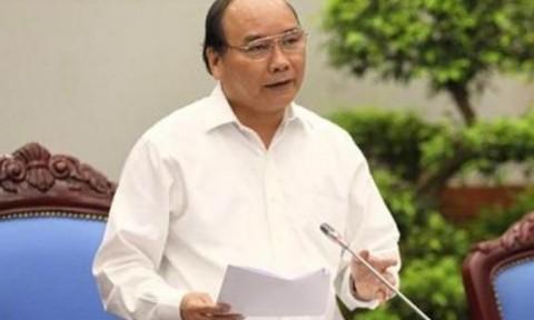 Thủ tướng đốc thúc các tư lệnh ngành thực hiện giải pháp phát triển KTXH